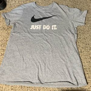 Women's Nike workout tshirt